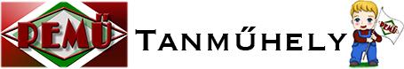 PEMÜ Tanműhely Logo